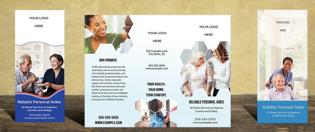 Home Care Brochure Templates