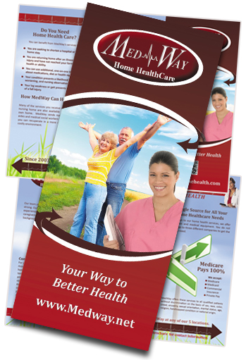 Meday Home HealthCare Services Brochure Sample