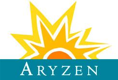 Aryzen Home Health Care Logo Design