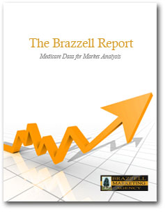 The Brazzell Report - Medicare Data for Market Analysis