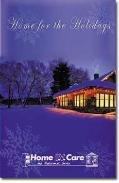 Home Health Holiday Cards