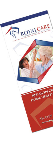 RoyalCare Home Health Care Brochure Sample